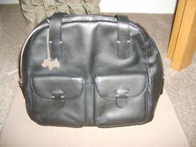 Radley Hand/Shoulder Bag In Black