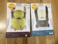 MORPH BABY CARRIER SET OF POD AND HARNESS NEW £35