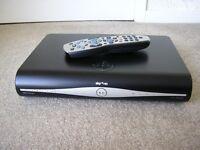 SKY+ HD box, 500gb recording AND MULTIROOM box, upgrade/replace faulty box. ONE original SKY remote.