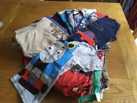 4-5 years boys clothes