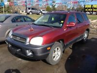 2004 Hyundai Santa Fe GL * NEW CARS EVERYDAY * OPEN SUNDAYS