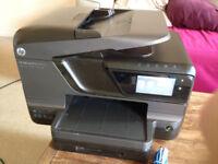 HP Officejet Pro 8600 Plus e-All-in-One Printer series wireless