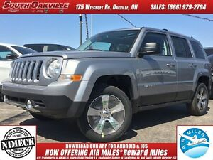 2016 Jeep Patriot High Altitude | 4X4 | HEATED LEATHER | SUNROOF
