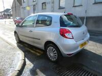 RENAULT CLIO 2011 1.1 BIZU 3 Door - LOW INSURANCE - LONG MOT - FIRST CAR polo corsa fiesta c1 2011