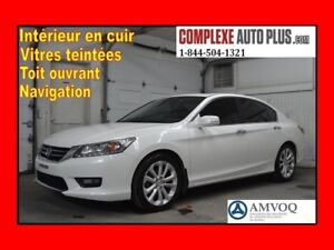 2015 Honda Accord Sedan Touring *Navi/GPS,Cuir,Toit