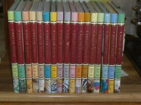 Pictorial 1980's children's encyclopaedia's in 1st class condition / hardly used