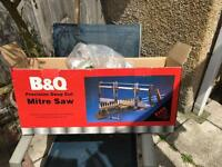 New Mitre Saw