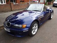 1998 BMW Z3 2.8L FOR SPARES OR REPAIR