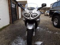 triumph sprint st 955i very clean bike nice to ride and low milige