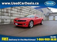 2011 Chevrolet Camaro ONLY 9KM!!  BLOWOUT PRICE!! 2SS  6.2L Sunr