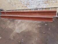 RSJ steel beams 320 X 20 X 10cn