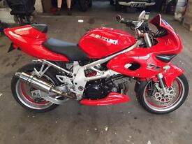 SUZUKI TL1000S 12 MONTHS MOT SUPERB CONDITION
