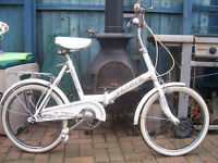 Vintage Universal 3-Speed Folding Bike in Perfect Order
