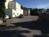 Parking space/s to rent and on main route to Bristol Airport available to rent