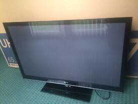 "LG 42"" HD Ready Plasma TV"