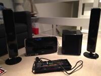 2.1 Samsung home cinema speakers