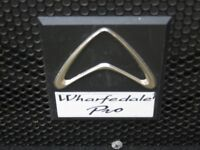 Wharfdale PM 600 PA System......REDUCED for quick sale