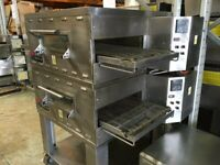 Middleby Marshall - PS536- GAS 20 Inch belt conveyor pizza ovens & stand ( Finance / Lease Options )