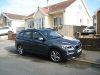 BMW, X1, Estate, 2019, Semi-Auto, 1499 (cc), 5 doors