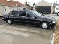 1992 Ford Dorchester limousine