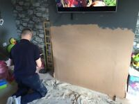 Plasterers and tilers time served great quality reliable work