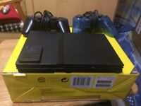 Playstation 2 + 2 Controllers & 29 Games