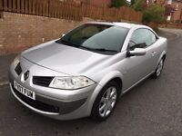 RENAULT MEGANE 1.6 CONVERTIBLE ** 47,000 MILES FROM NEW ** FULL HISTORY **