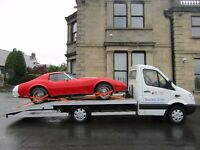 Vehicle, car and classic transportation services from a star vehicle movements. Recovery