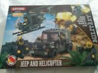 "Oxford ""Lego"" set brand new in box"