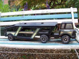 Retro Tonka Car Transporter.