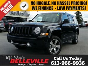 2016 Jeep Patriot High Altitude-Sunroof-Satellite Radio