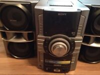 Sony Hi Fi