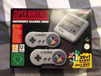 Nintendo SNES Still Packaged