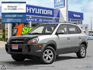 2009 Hyundai Tucson GL V6