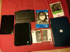 Laptop and tablet 10""