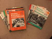 Model railway magazines