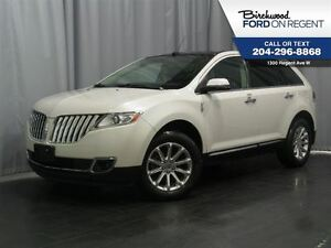 2013 Lincoln MKX AWD *Leather/Skyroof/Nav*