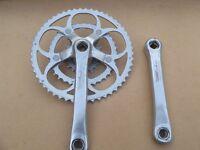 Vintage Specialites Triple Crankset Racing Bike Tourer Hybrid Road Bike