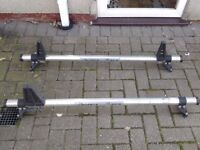 Roof rack for van