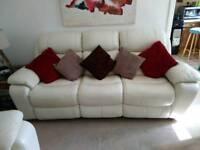 3 seater & 2 seater sofas