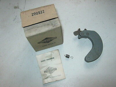 Genuine Nos Antique Briggs Stratton Spark Advance Weight 290922 Model 9