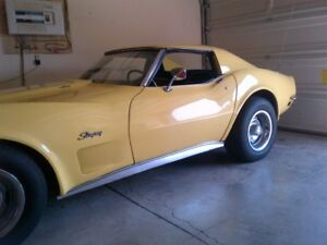 73' corvette 454 TH400 #'s matching