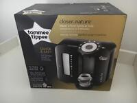 Tommee Tippee Perfect Prep bottle maker, black