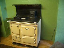 Wellstood solid fuel cooker