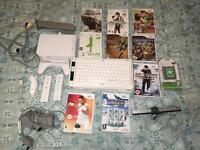Wii & Add Ons for sale