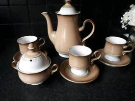 Denby Coffee set immaculate