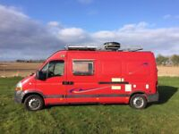 Renault Master Campervan LWB 2.5Tdi