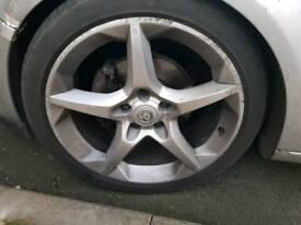 Astra 18 inch alloys