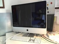 "iMac 24"" 3.06 GHz, early 2009, Creative Suite 2015 CC, Final Cut, Logic, Motion, Compressor, Office"