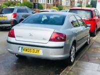 Peugeot 407 2.0hdi 2005